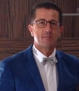 Andrea Bochicchio - fondatore dell'azienda viti-vinicola Alte Vigne della Val Camastra