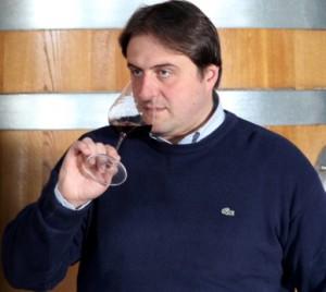 Fabio Mecca - Enologo delle Alte Vigne della Val Camastra
